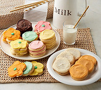 Cheryl's 36 Piece Spring Frosted Cookie Assortment - M54095