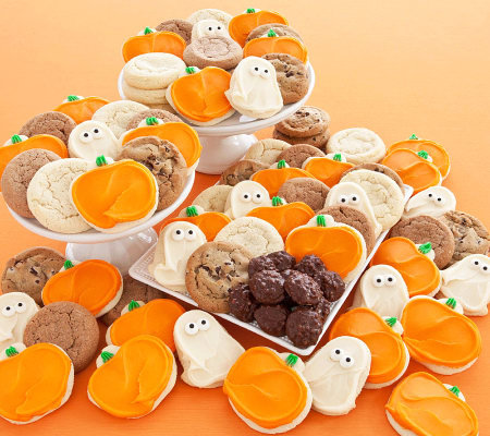 Cheryl's Halloween 84-Piece Party Pack
