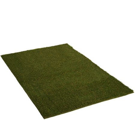 SYNLawn 5' x 7.5' Ultra Lush Artificial Grass