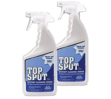 Black Diamond Carpet/Upholstery Stain/Spot Remover, Set of 2