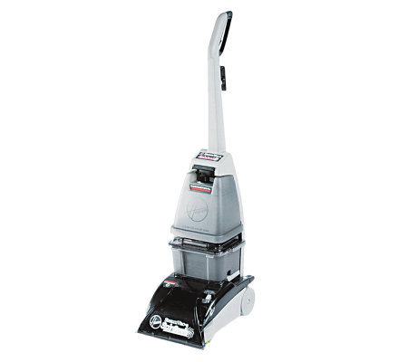 Hoover Commercial Steamvac Carpet Cleaner Page 1 Qvc Com