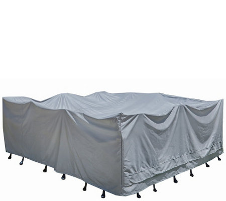 Season Sentry Supersize Rectangle All Weather Patio Cover