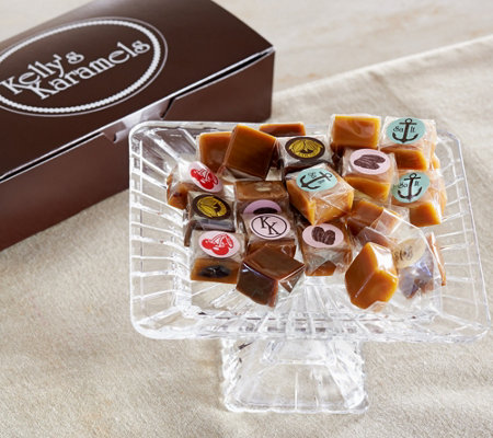 Kelly's Karamels 60 Piece Soft Caramel Assortment