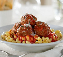Ships 12/5 Mama Mancini's 6.75 lbs. of Meatballs and 1 lb. of Sauce - M52599