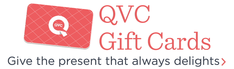 QVC Gift Cards Give the present that always delights
