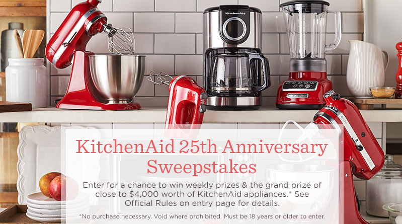 All Kitchenaid Colors kitchenaid — kitchenaid appliances & accessories — qvc