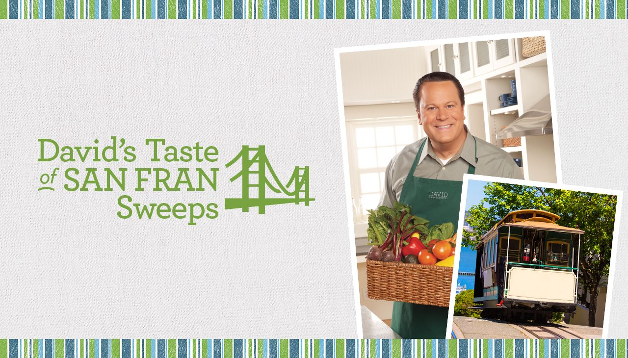 David's Taste of San Fran Sweeps