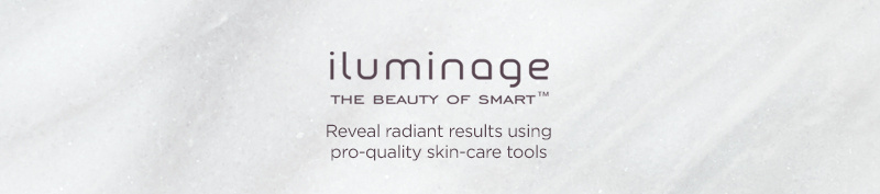 Iluminage  Reveal radiant results using pro-quality skin-care tools
