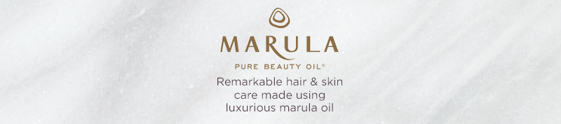 Marula Remarkable hair & skin care made using luxurious marula oil