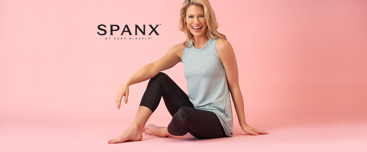 Spanx Compression Leggings QVC2 BIG DEAL™