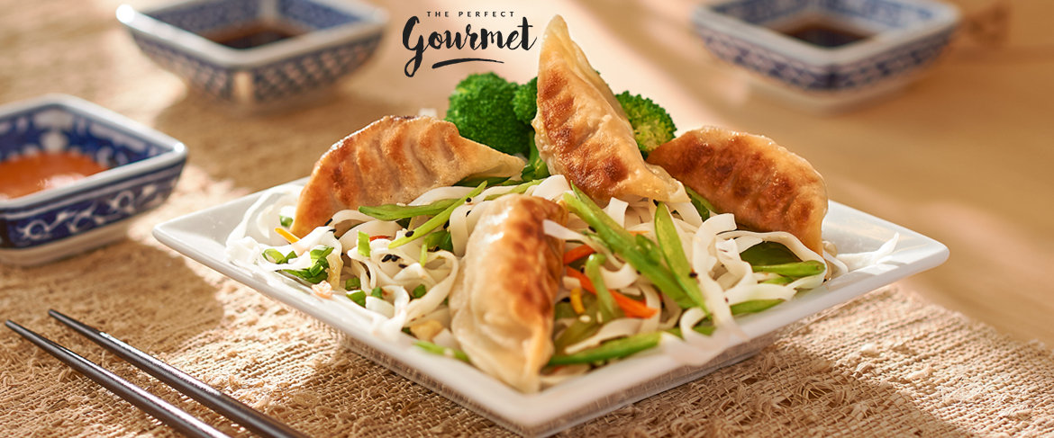 Perfect Gourmet Pot Stickers QVC2 BIG DEAL™