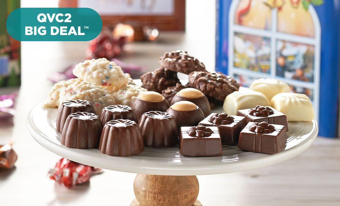 QVC2 Big Deal™ — Harry London Chocolate