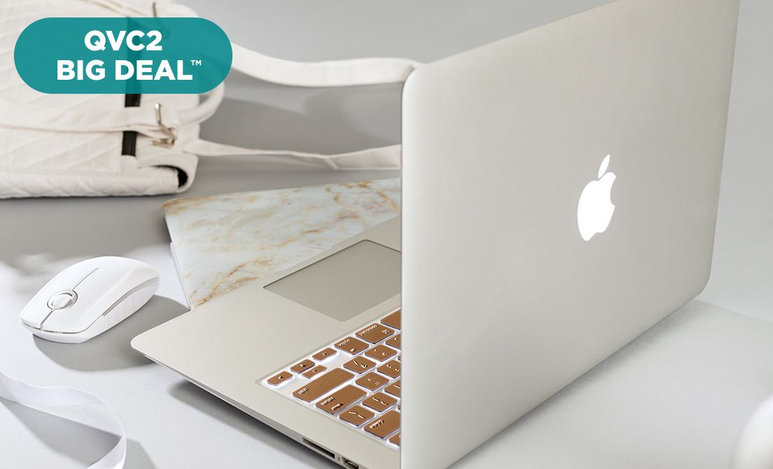 QVC2 Big Deal™ — Apple® MacBook Air® Item
