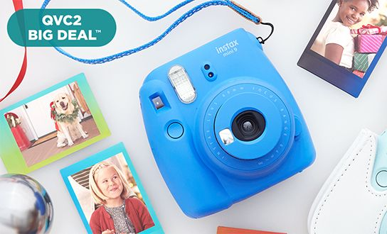 QVC2 Big Deal™ — Fujifilm Instax Mini 9
