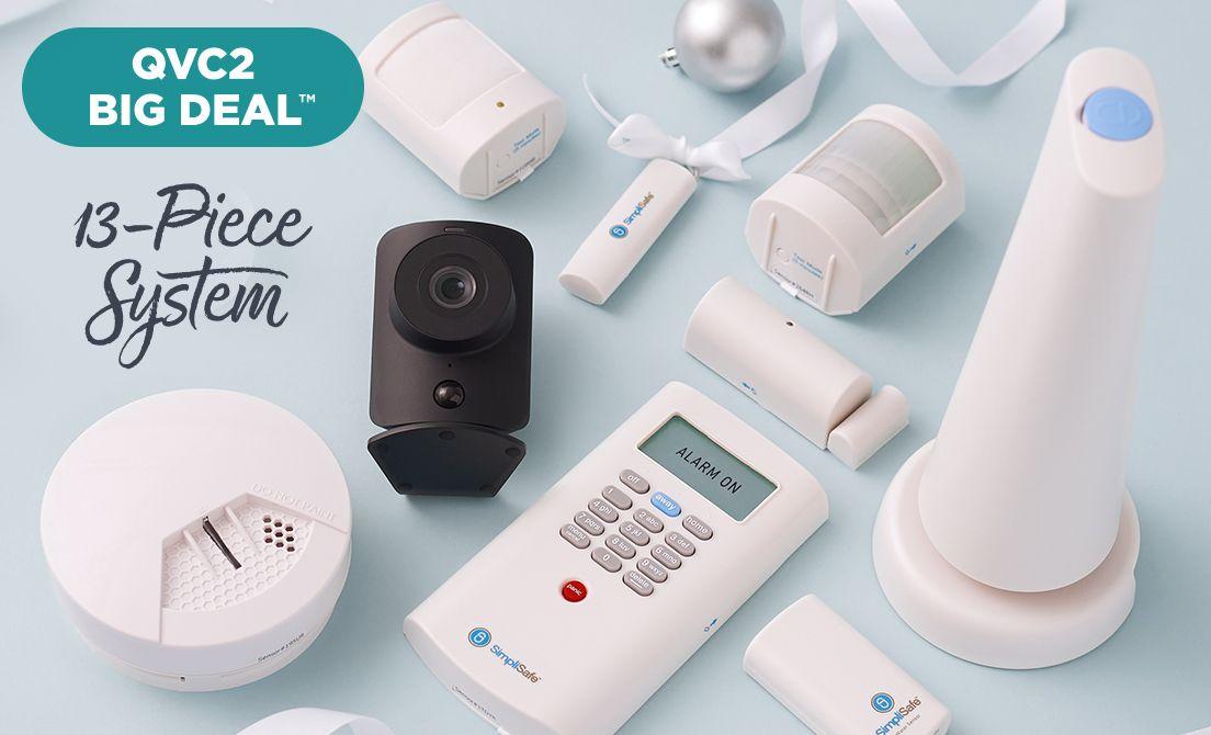 QVC2 Big Deal™ — SimpliSafe Home Security