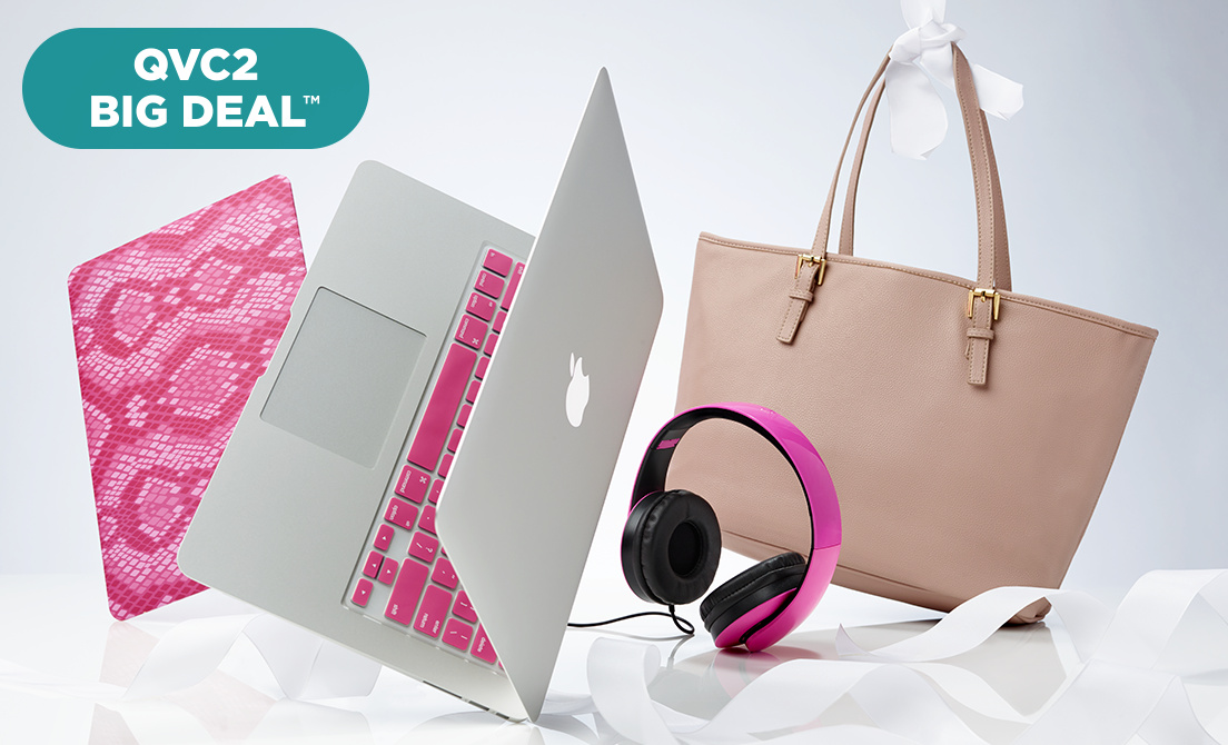 QVC2 Big Deal™ — MacBook Air® Laptop