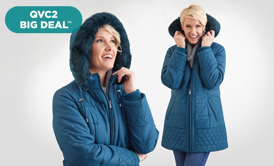 QVC2 Big Deal™ — Susan Graver Jacket