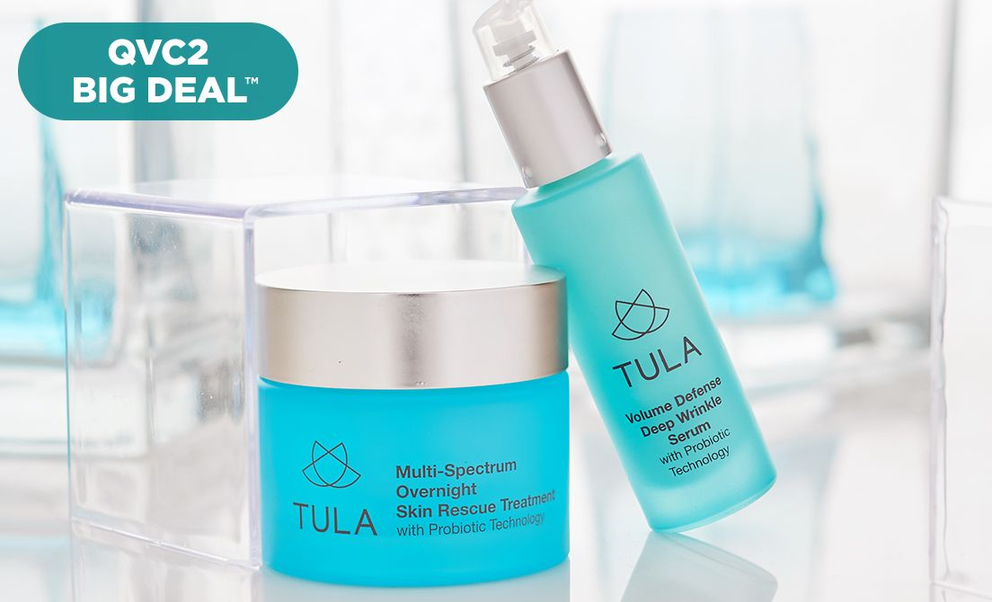 QVC2 Big Deal™ — TULA 2-Piece Set