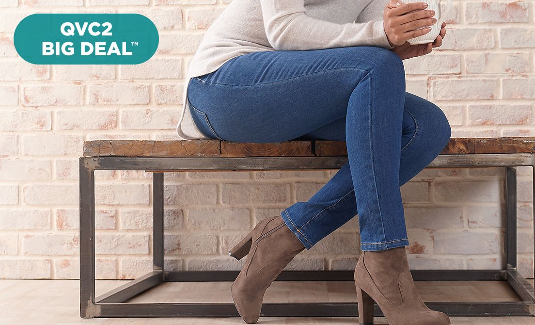 QVC2 Big Deal™ — G.I.L.I.® Jeggings