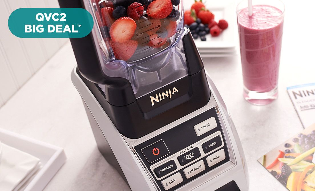QVC2 Big Deal™ — Ninja Auto-iQ Blender