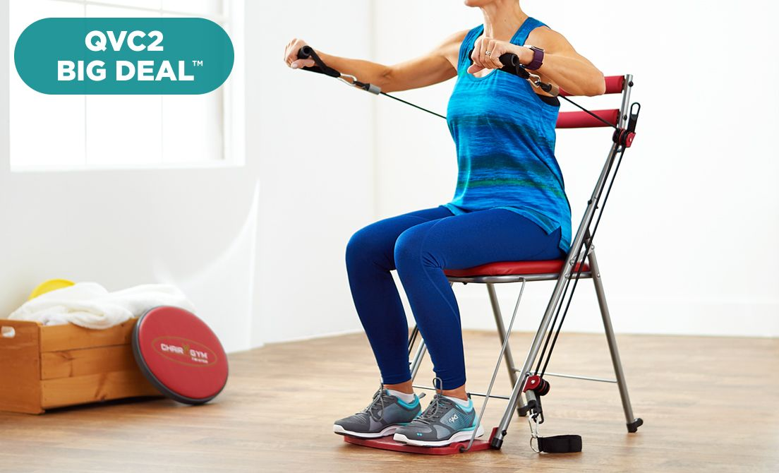 QVC2 Big Deal™ — Chair Gym