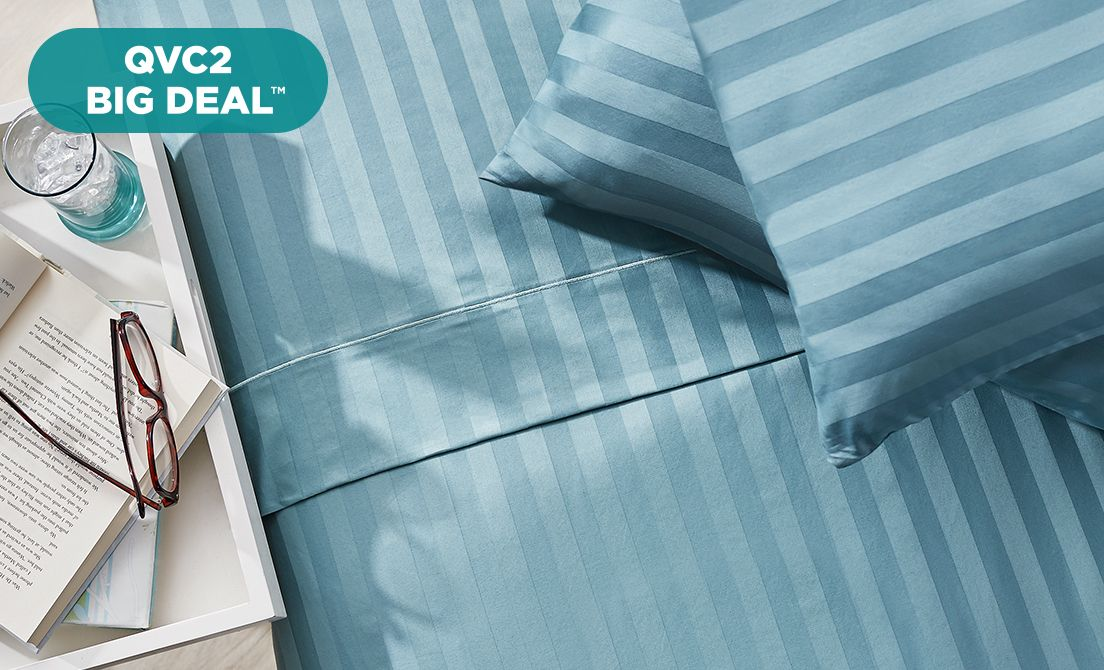 QVC2 Big Deal™ — Wamsutta Sheet Set
