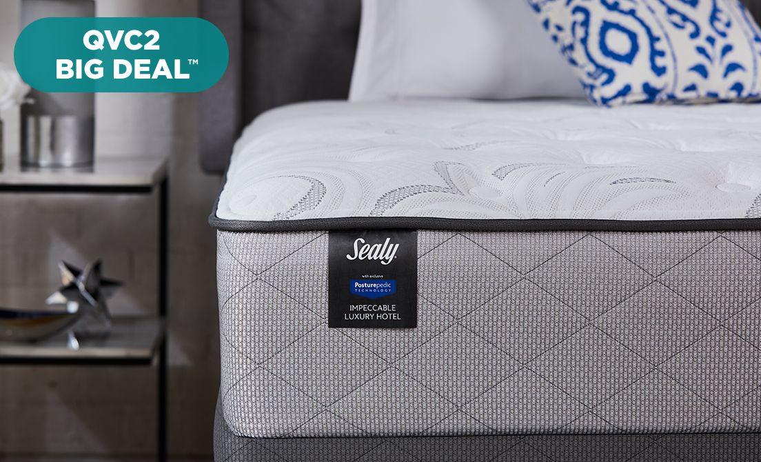 QVC2 Big Deal™ — Sealy Mattress Set