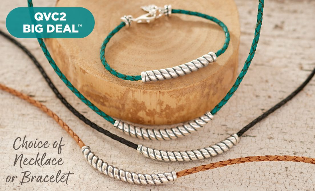QVC2 Big Deal™ — American West Jewelry — Choice of Necklace or Bracelet
