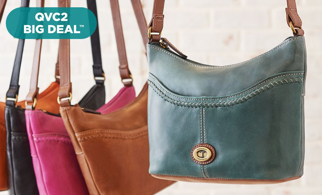 QVC2 Big Deal™ — Tignanello Crossbody