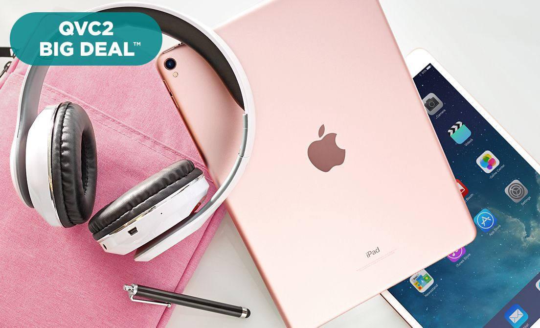 QVC2 Big Deal™ — Apple® iPad Pro® Tablet