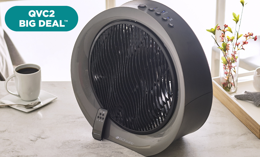 "QVC2 Big Deal™ — Bionaire 12"" Fan"