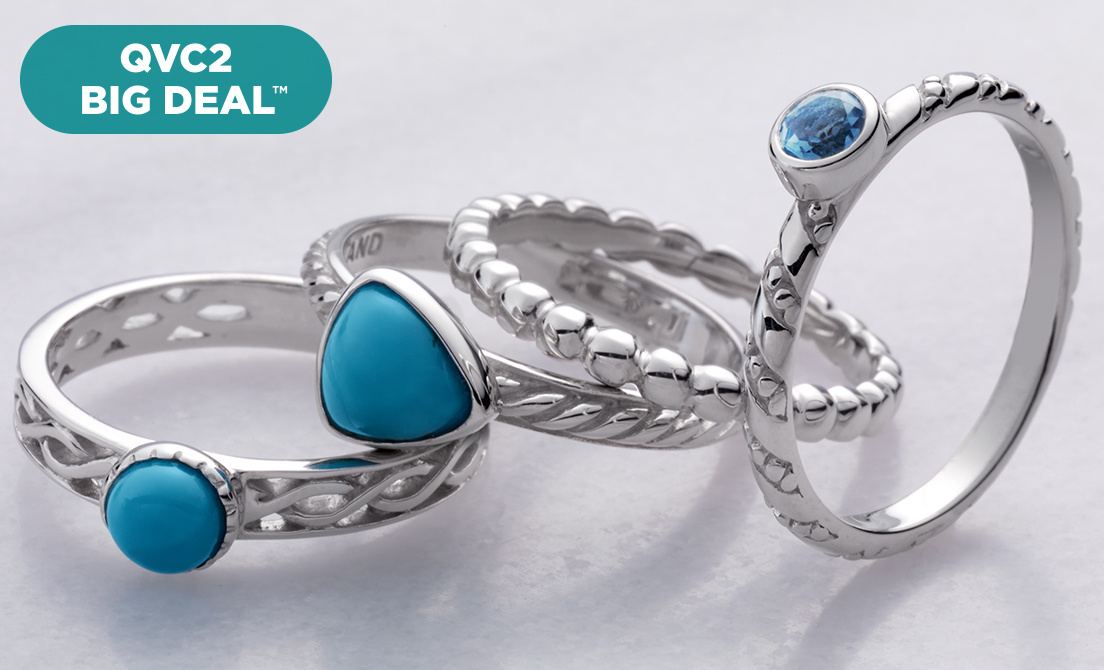 QVC2 Big Deal™ — Gemstone Jewelry Offers