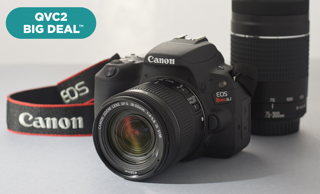 QVC2 Big Deal™ — Canon Special Prices