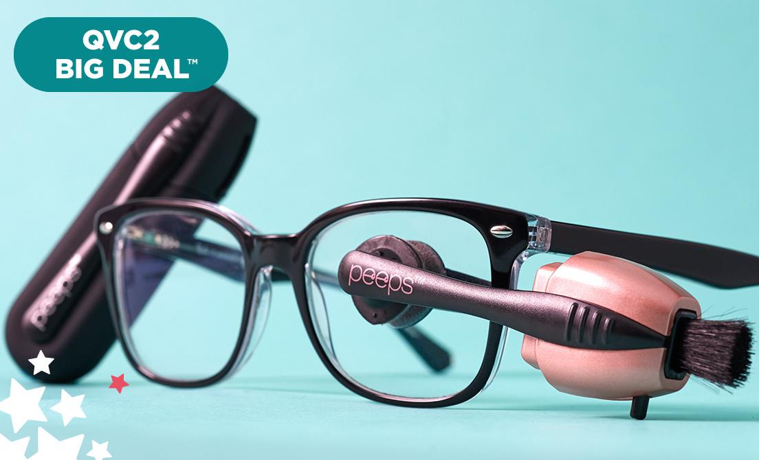 QVC2 Big Deal™ — 2 Lens Cleaner Kits