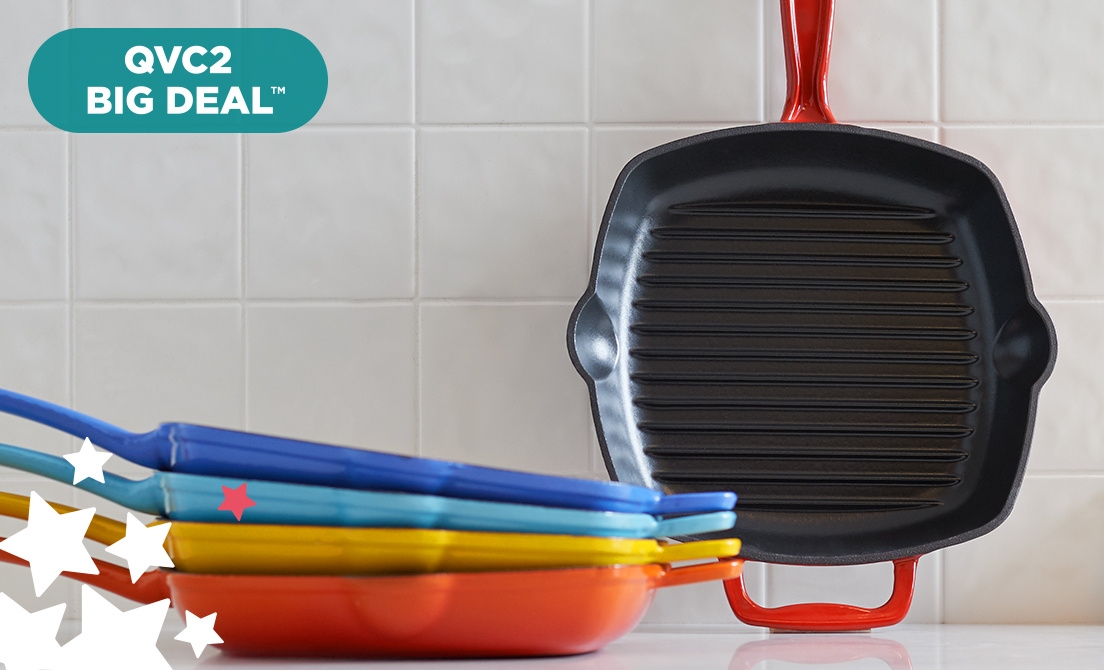 QVC2 Big Deal™ — Cook's Essentials® Pan