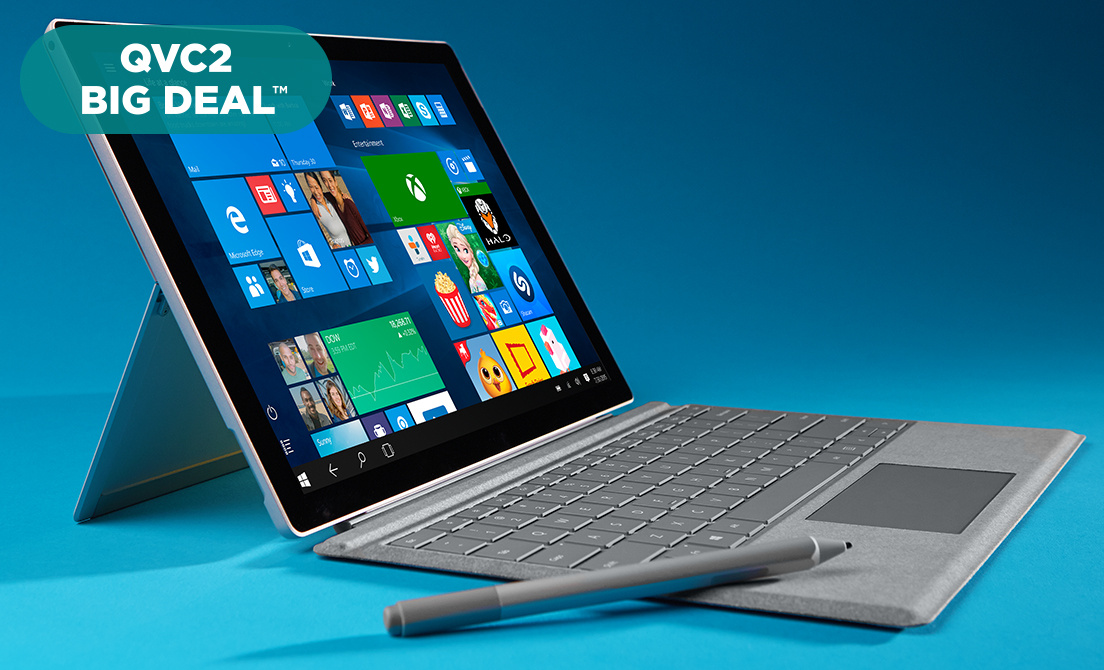 QVC2 Big Deal™ — Microsoft Surface Pro