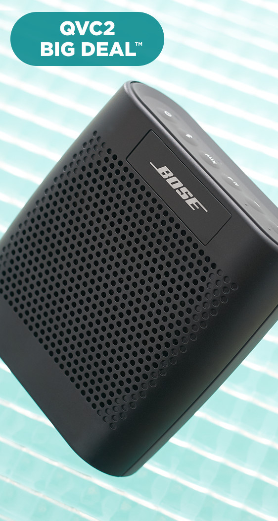 QVC2 Big Deal™ — Bose® Speaker Under $80