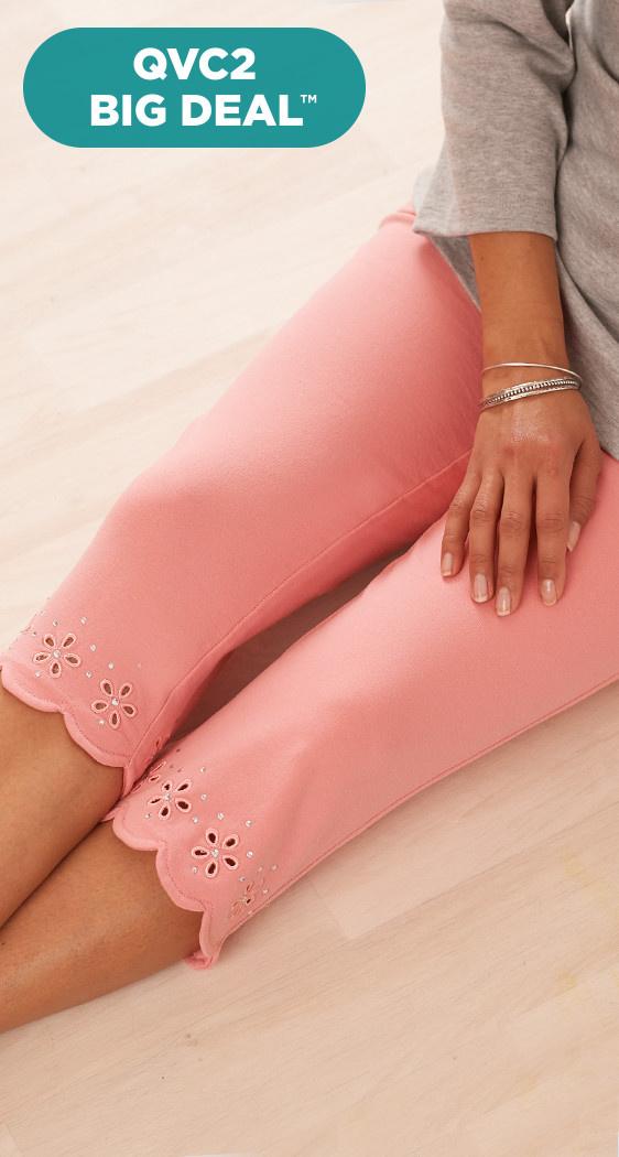 QVC2 Big Deal™ — Quacker Factory® Pants