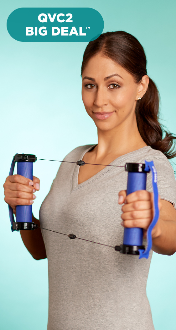 QVC2 Big Deal™ — Gwee Gym Workout System
