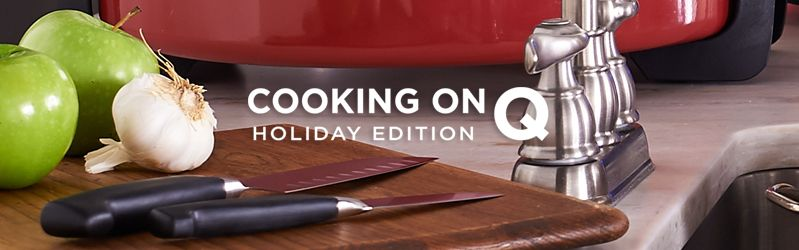Cooking on Q®—Holiday Edition