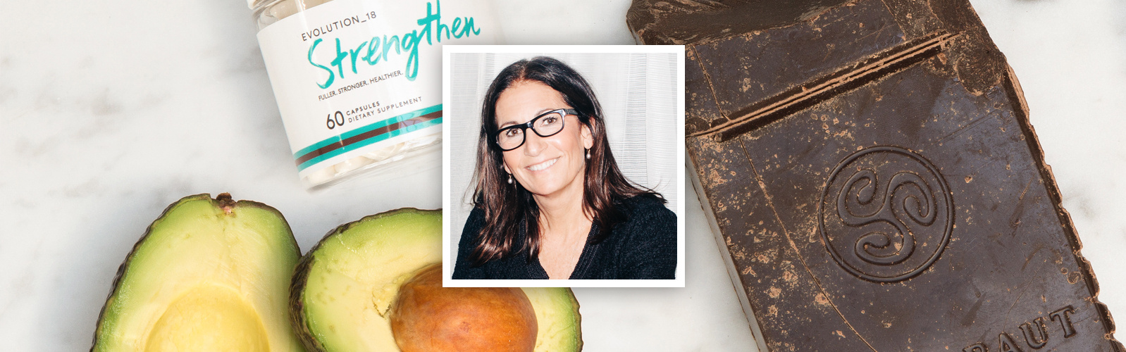 EVOLUTION_18 — Browse the new line of supplements by Bobbi Brown