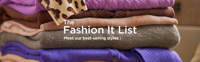 The Fashion It List