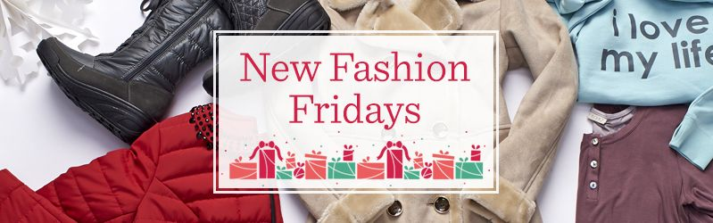 New Fashion Fridays