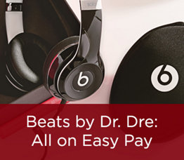 Beats by Dr. Dre: All on Easy Pay