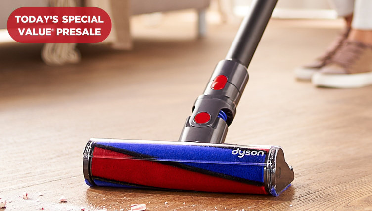 Today's Special Value® Presale — Dyson V7 Absolute Pro — Order this vacuum by 12/13 to get it before 12/25
