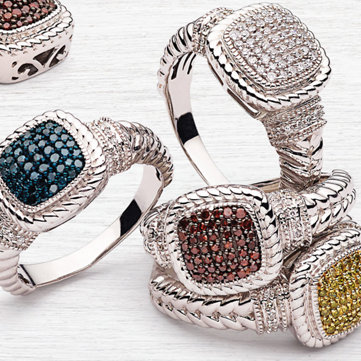 Jewelry Gifts — Surprise them with something sparkly