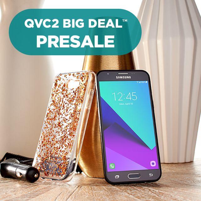 QVC2 Big Deal™ Presale — TracFone Samsung Phone