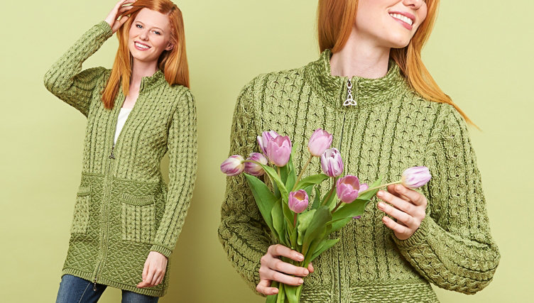 Emerald-Isle Style — Explore Irish apparel & enjoy select Sale Prices