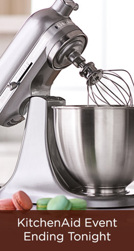 KitchenAid Event Ending Tonight