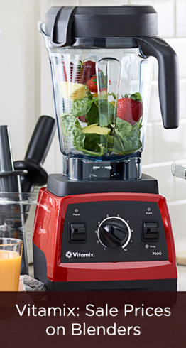 Vitamix: Sale Prices on Blenders